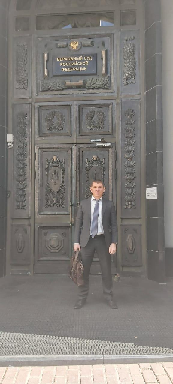Павел принял участие в судебном заседании в Верховном суде Российской Федерации в споре о защите прав на персонаж.